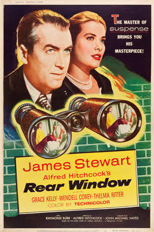 Alfred hitchcock's Rear window essay guide