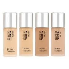 Make Up Factory <b>Матовый тональный крем</b> обезжиренный <b>Oil</b> ...