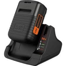 <b>Набор</b>: <b>аккумулятор и зарядное</b> устройство 36 Вольт BLACK+ ...