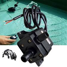 <b>Ultra quiet DC 12V</b> 3M 240L/H Brushless Submersible Water Pump ...