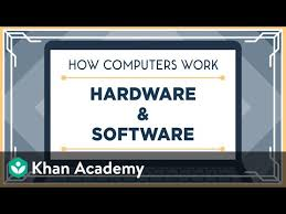 Hardware and Software (video)   Khan Academy