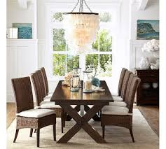 pottery barn style dining table: im now looking forward to setting up our outdoor lounge furniture to enjoy the warm summer sun shop pottery barn coastal style