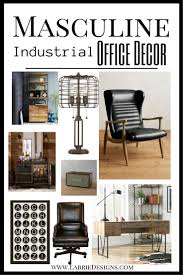 office decor ideas for men. everything you need to create your very own masculine home office i put together an decor ideas for men