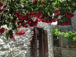 Vacation Home <b>Charming Stone</b> House, Parthenonas, Greece ...