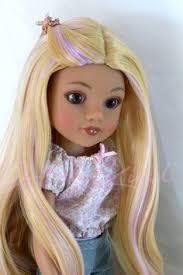 """12 Best 9"""" <b>Doll Heat</b> resistant <b>wig</b> - Willie Wisher - <b>BJD Doll</b> - Heart 4 ..."""