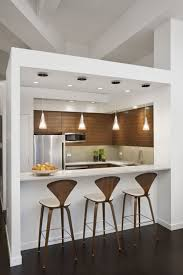 apartment kitchen design: dining room attractive white kitchen design with large silver new small apartment kitchen design