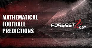 Football Predictions | Today Forebet Mathematical Free Tips