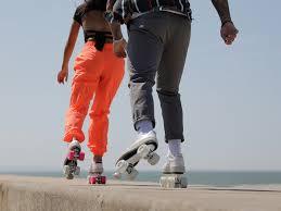 Blog - How to <b>brake</b> on roller <b>skates</b>?
