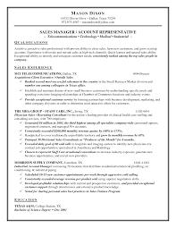 sales resume template doc sales  seangarrette co s resume template doc