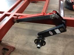 Hydraulic drop down wheel House Frames and Components  Fish House    Hydraulic drop down wheel House Frames and Components