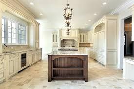 beautiful white kitchen cabinets: large cream color luxury kitchen design