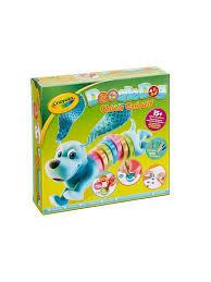 <b>Набор трафаретов для</b> рисования Doodle Dog Crayola 4375776 ...