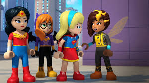 Need for Speed - <b>LEGO</b> DC <b>Super Hero Girls</b> - YouTube