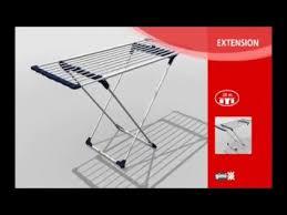 <b>Сушилка</b> для белья <b>Gimi</b> Extension видео | онлайн-гипермаркет ...