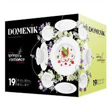 <b>Столовый</b> сервиз <b>Domenik</b> — купить по выгодной цене на Яндекс ...