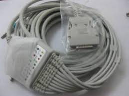 <b>Mortara ELI</b>-200 Patient Cable for Stress EACH