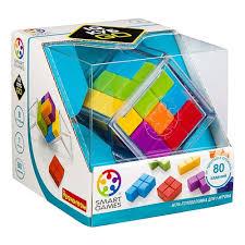 Настольная <b>логическая игра BONDIBON IQ</b>-Куб GO — купить в ...