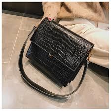 <b>European Fashion</b> Simple Women's <b>Designer Handbag</b> 2019 New ...