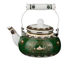 <b>Чайник эмалированный</b> (<b>2.5</b> л) купить за 1 390 руб. рублей в ...