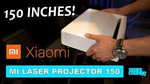 XIAOMI <b>Mi Laser Projector 150</b> Review   Ultra Short Throw Projector ...