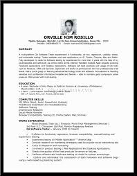 software tester sample resume sample resume accounting work software tester sample resume sample software engineer resume format alexa sample software license agreement engineer cover
