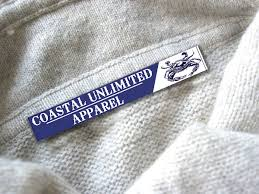 Coastal Unlimited on Behance | <b>Clothing tags</b>, <b>Lifestyle</b> clothing ...