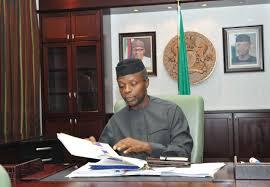 Image result for Vice President, Yemi Osinbajo