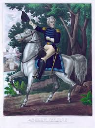 the new jacksonian blog jacksonian nationalism and american andrew jackson the tennessee forces on the hickory grounds ala 1814 library of congress