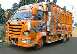 Hasil gambar untuk modifikasi truk sakera