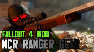 <b>FALLOUT 4 NCR Ranger</b> Armor Mod and Location - YouTube