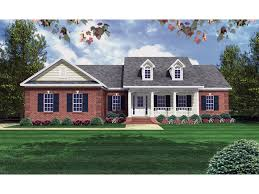Ambrose Trail Ranch Home Plan D    House Plans and MoreCharming Traditional Ranch House Has Great Curb Appeal
