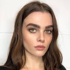 DeborahPraha ♥️ <b>natural</b> full brows and eyeliner #makeup (с ...