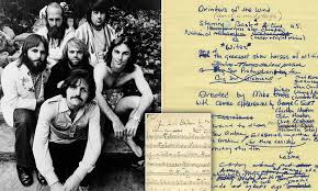 Lost <b>Beach Boys</b> lyrics, music and photographs expected to sell for ...
