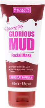 Beauty Formulas Glorious Mud Facial Mask - <b>Грязевая маска для</b> ...