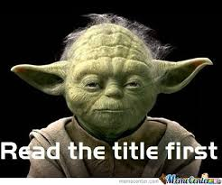 Yoda Star Wars Funny You Da Man Memes. Best Collection of Funny ... via Relatably.com
