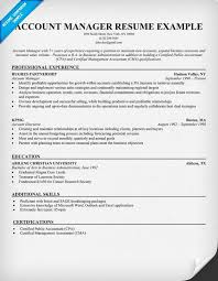 account manager resume sample   resume samples across all    account manager resume sample   resume samples across all industries   pinterest   resume and resume examples