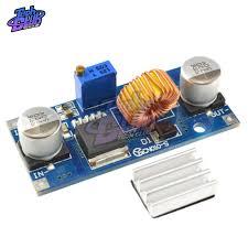 <b>5A Original XL4015 E1</b> DC to DC CC CV Lithium Battery Step down ...