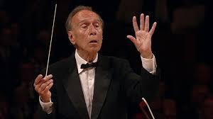 Concert <b>Claudio Abbado</b> conducts <b>Bruckner's</b> Symphony No. 5 ...