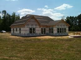 Mark Johnson Custom Homes Blog » Insulated Concrete FormsICF Home in North Carolina