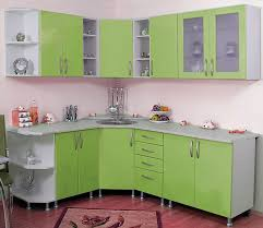 <b>Недорогая угловая</b> мебель для <b>кухни</b> Диско 12 <b>зеленого</b> цвета ...