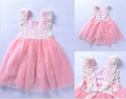 <b>2019 Hot Sale Baby</b> Girls Pink Dresses Childrens Wedding Tutu ...