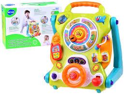 Тележка с интерактивной панелью <b>Huile Toys</b> цена | pigu.lt