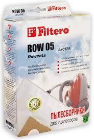 Мешок-<b>пылесборник Filtero ROW</b> 05 Экстра, для Rowenta ...