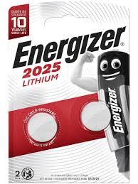 Миниатюрные литиевые <b>батарейки Energizer Lithium</b> типа 2025 ...