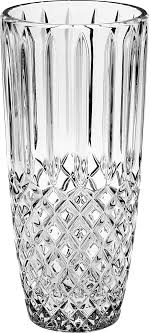 """<b>Ваза Crystal Bohemia</b> """"<b>Diamond</b>"""", цвет: прозрачный, высота 27 см"""