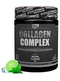15% SteelPower <b>Nutrition</b> Коллаген/<b>Глюкозамин</b>/<b>Хондроитин</b> ...