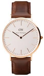 <b>Наручные часы</b> Daniel Wellington Classic Bristol <b>gold</b> — купить по ...