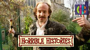 horrible histories shakespeare goes to school cbbc