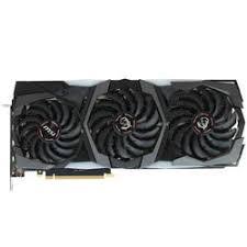Купить <b>Видеокарта MSI GeForce RTX</b> 2070 Super GAMING X TRIO ...