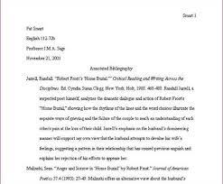 Format For Websites Example Bibliography Website Example Mla Format Trwwell DexForm